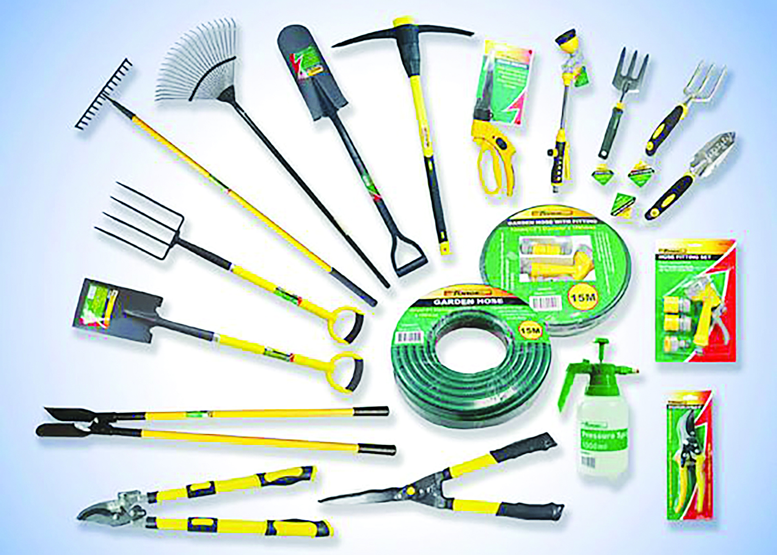 Eight Landscaping Tools You Should Always Have