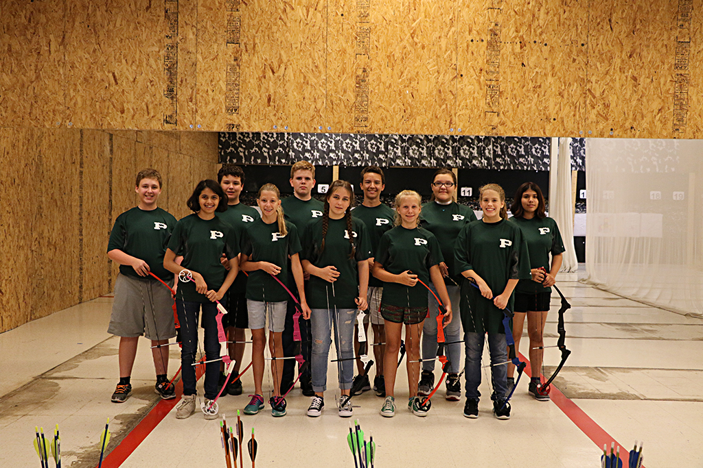 Prosper Archery Hits the Target