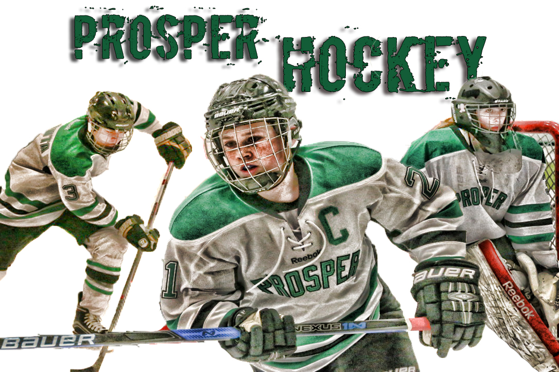 Prosper Hockey Hold Tryouts for JV and Varsity Teams
