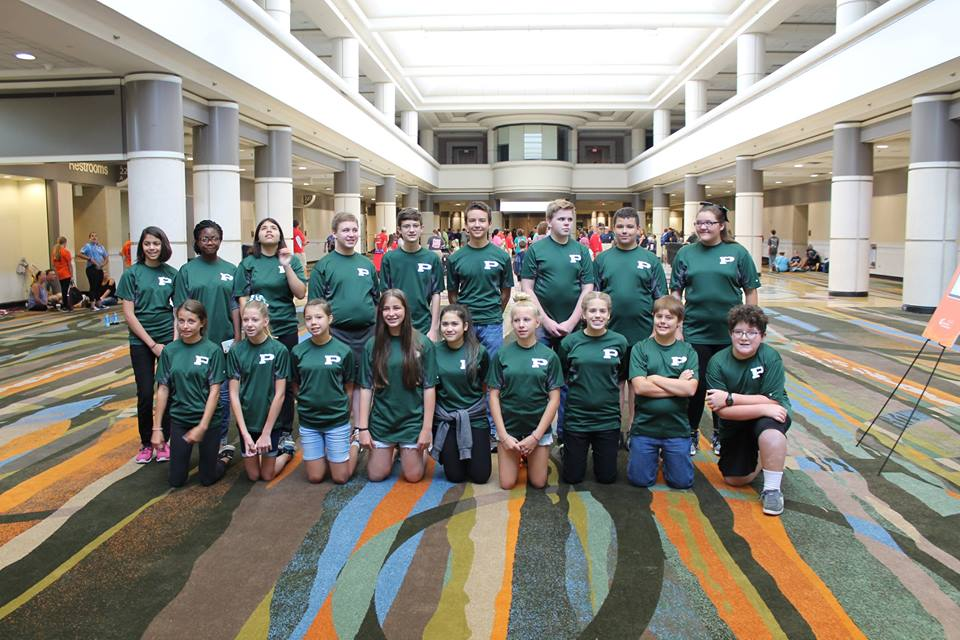 Prosper Archery Competes at Worlds in Orlando