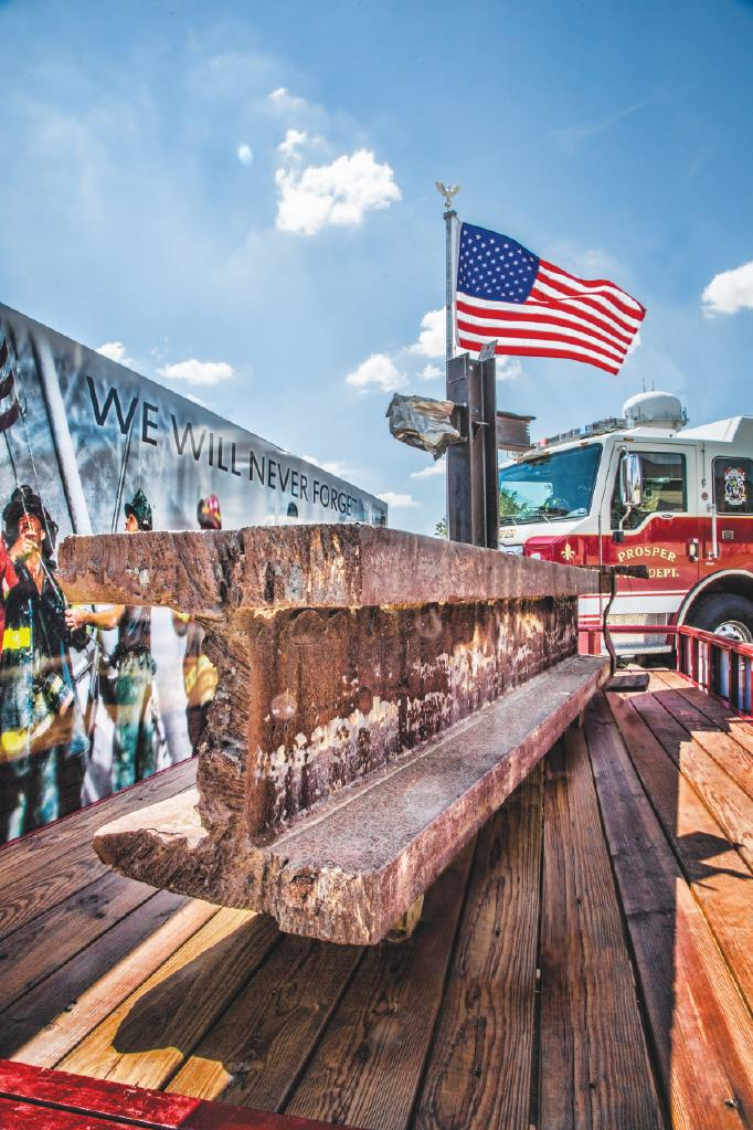 September 11 Activities Stand Out in Prosper Prosper's Community Picnic Set for Saturday