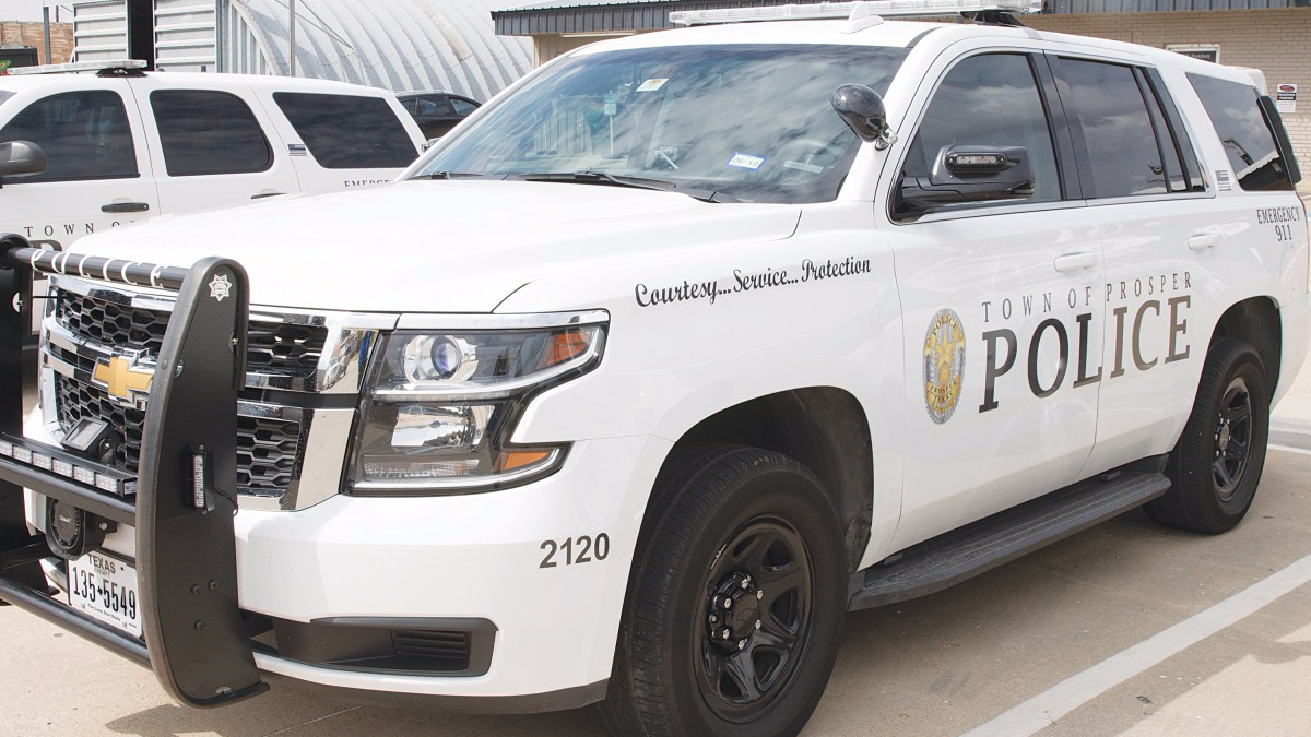 Prosper Police Department Keeping Up with Area's Growth