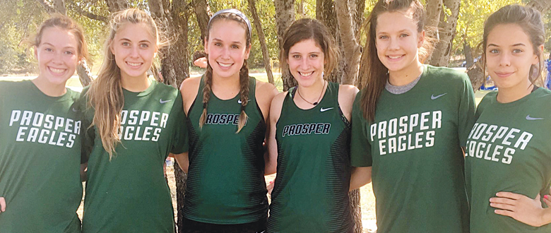 Prosper XC Runs Away With Top 20 Finishes at Southlake Invitational