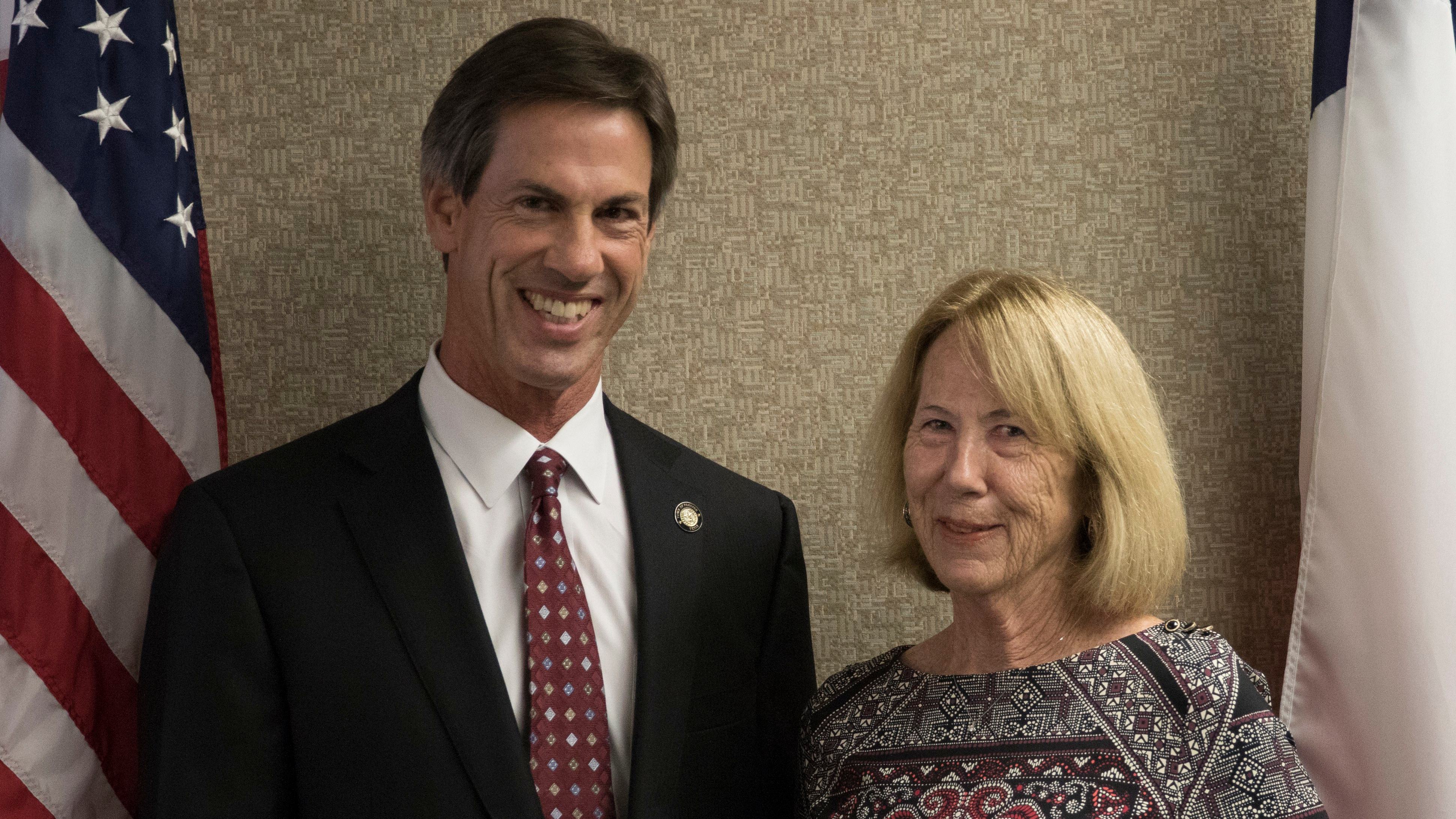 Cattone Recognized by Council