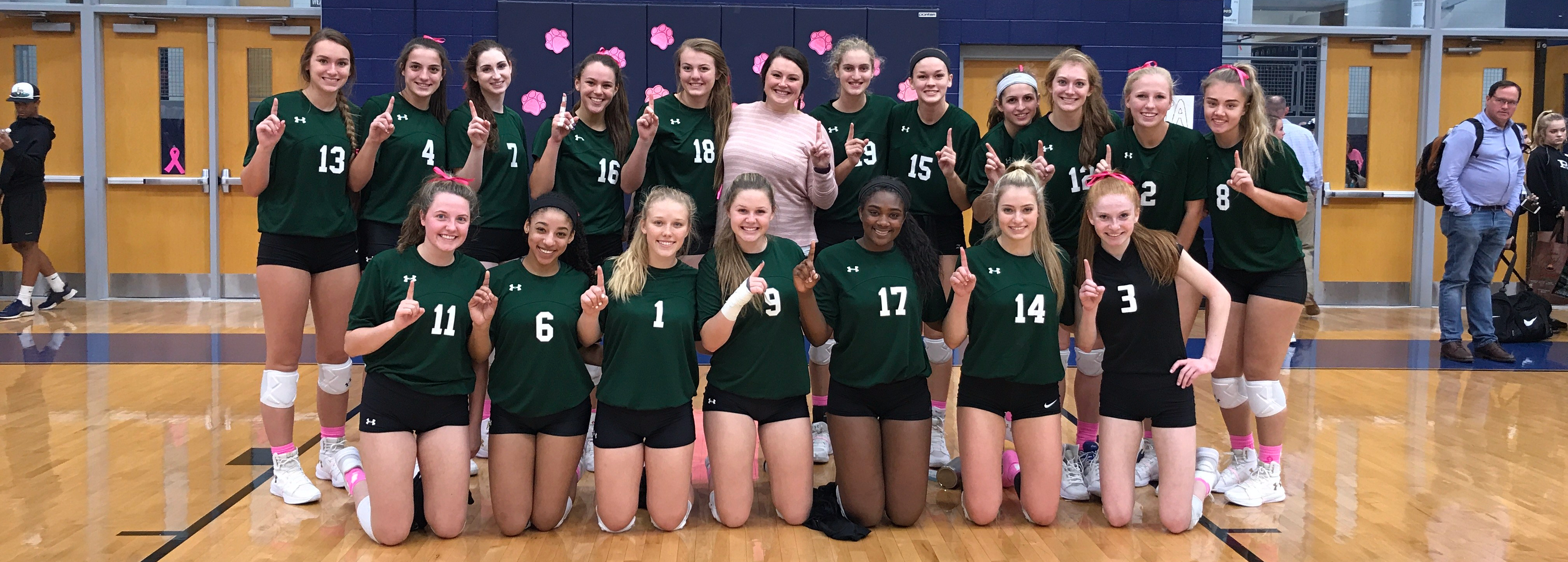 Prosper Lady Eagles End Regular Season as District Champs