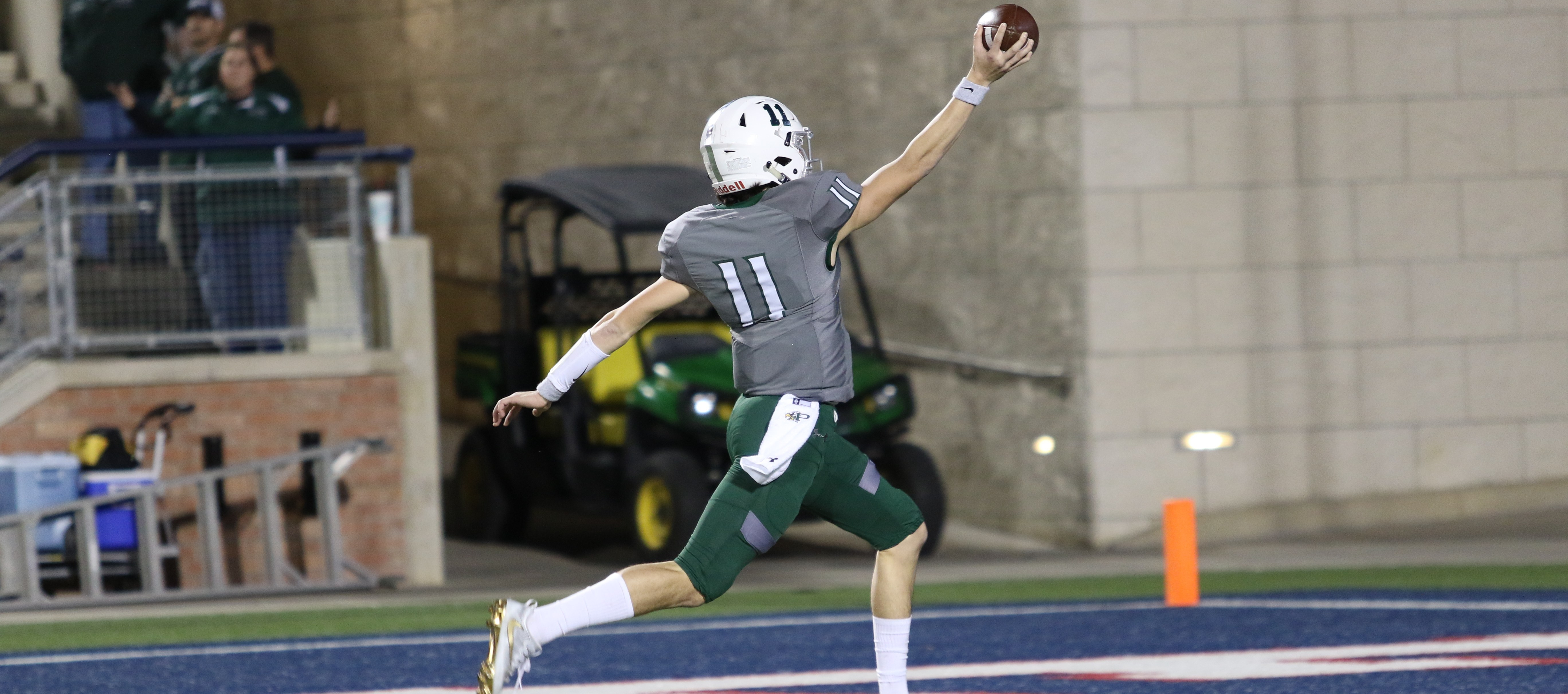 Prosper Eagles Best Poteet in Area Championship, Ready for Rematch with Lake Ridge