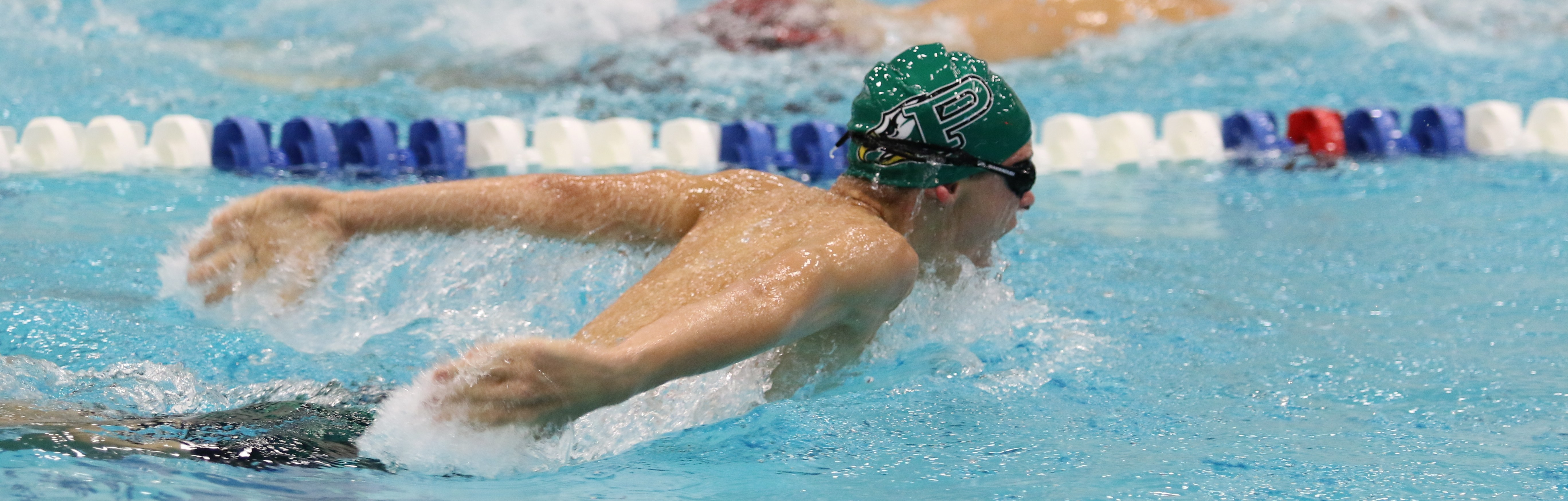 Prosper High School Swim and Dive Takes First and Second in 22-Team Event