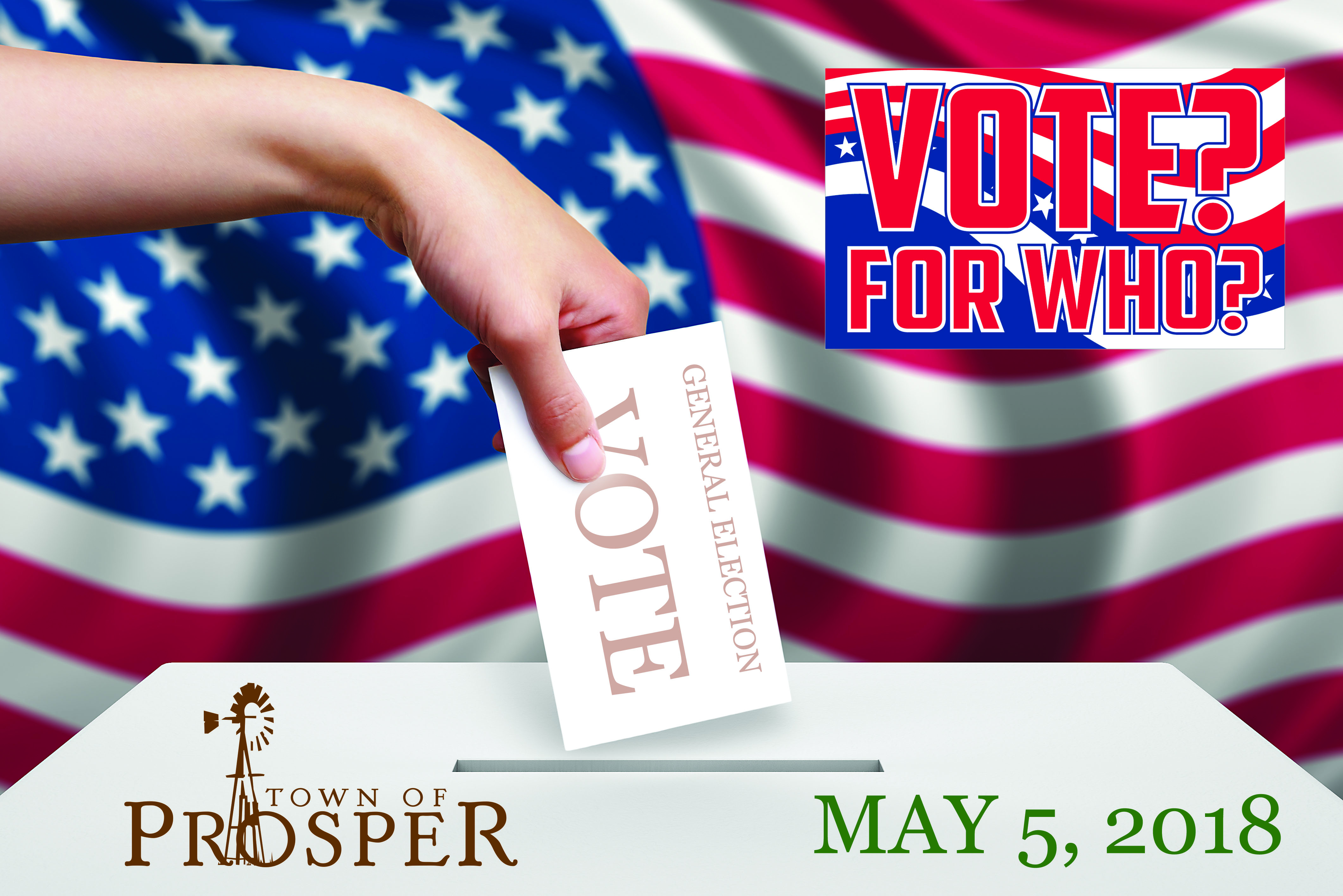Town of Prosper General Election to be held on May 5