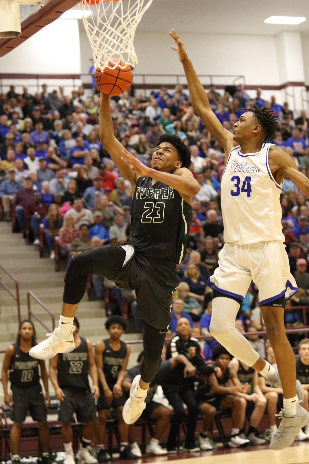 Defend 'til the End – Prosper Basketball Finishes Out Their Season in Fourth Round