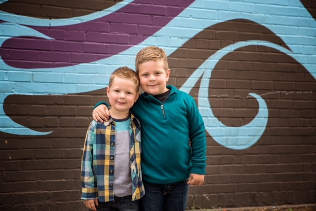 Kids Say…Meet Garrett and Riley