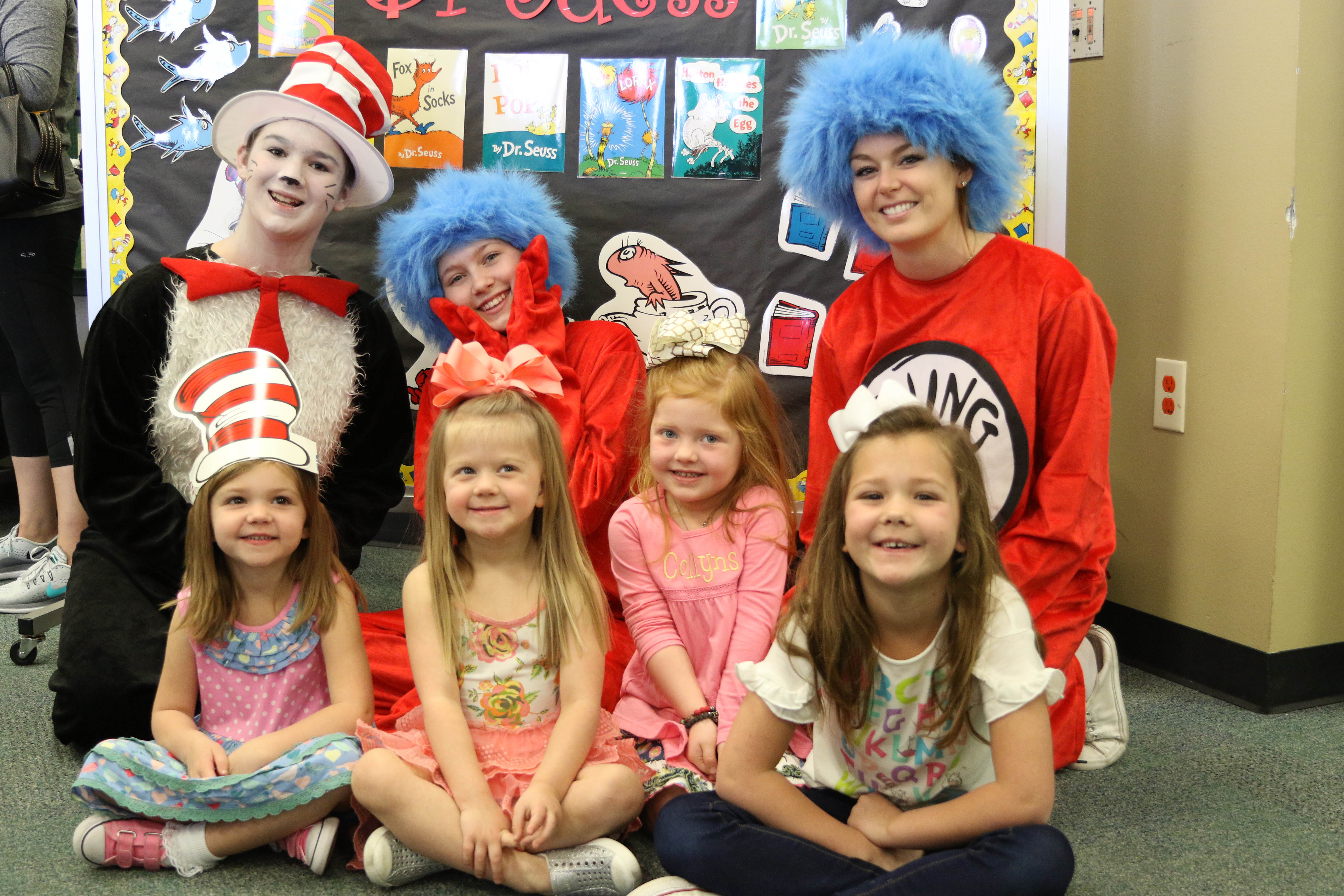 Dr. Suess turns 114 at the Prosper Community Library