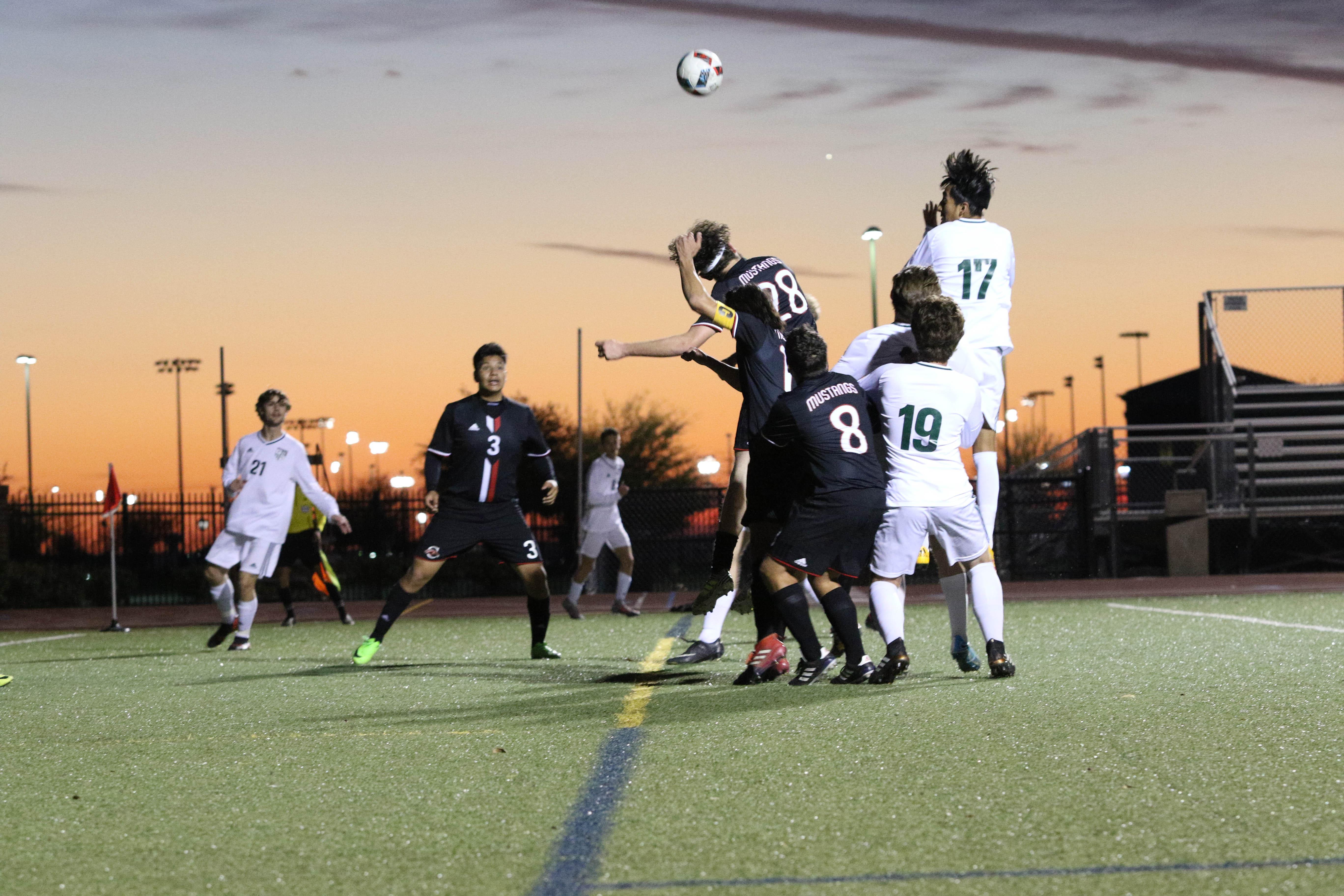 Senior Night Victory Against Lake Dallas