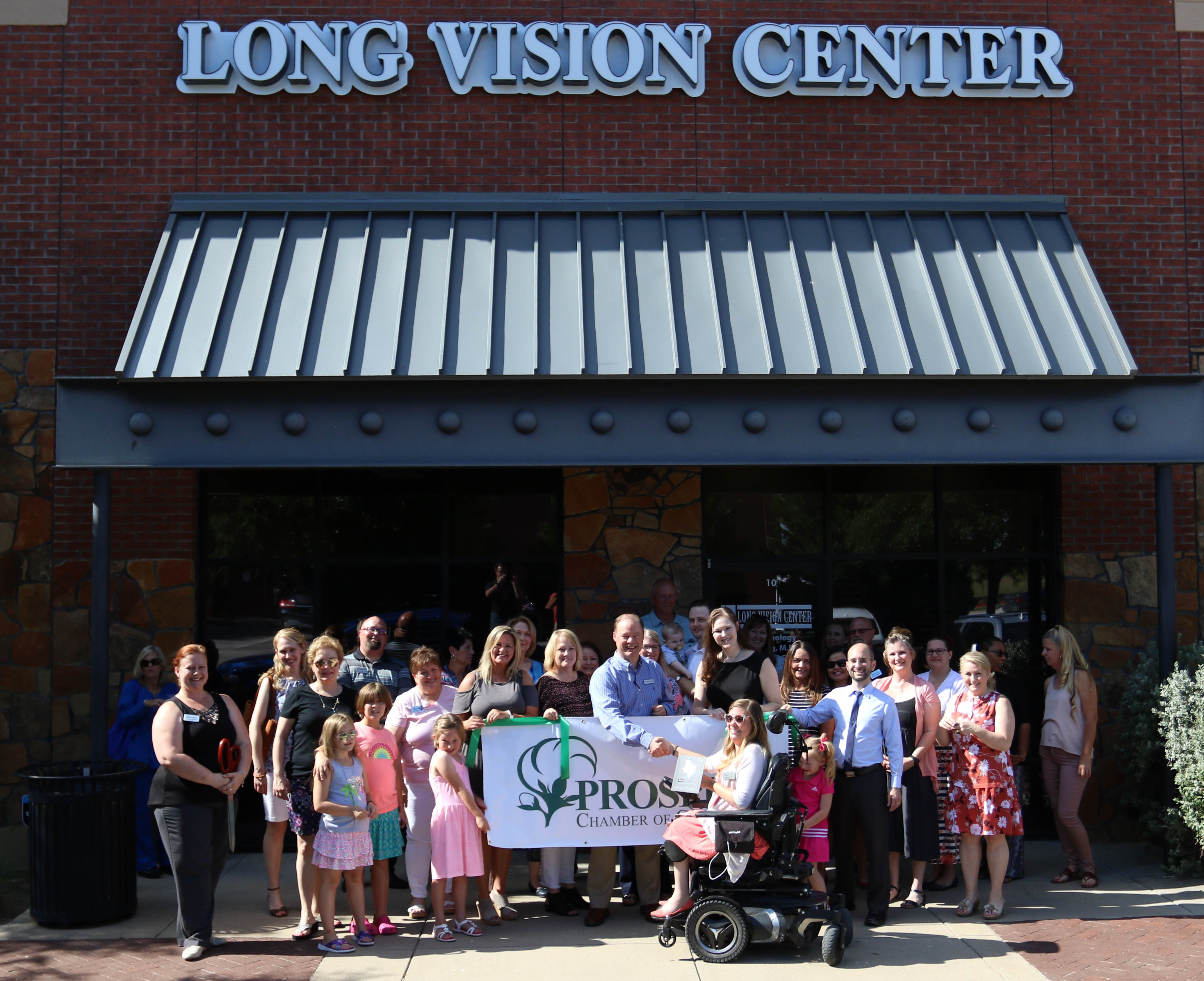 Long Vision Center Grand Opening~