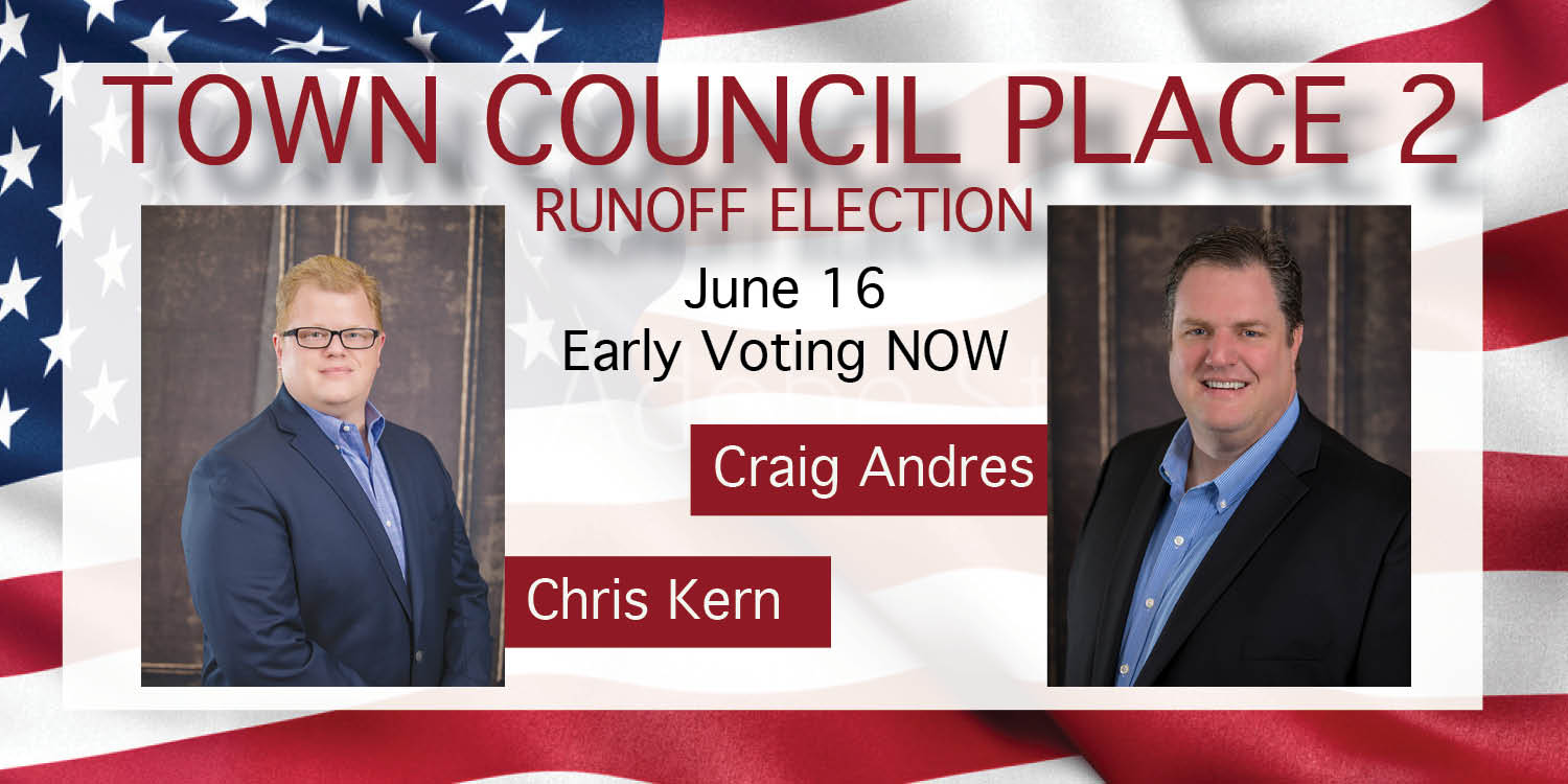 Prosper Voters to Cast Ballots in June 16th Town Council Runoff Election