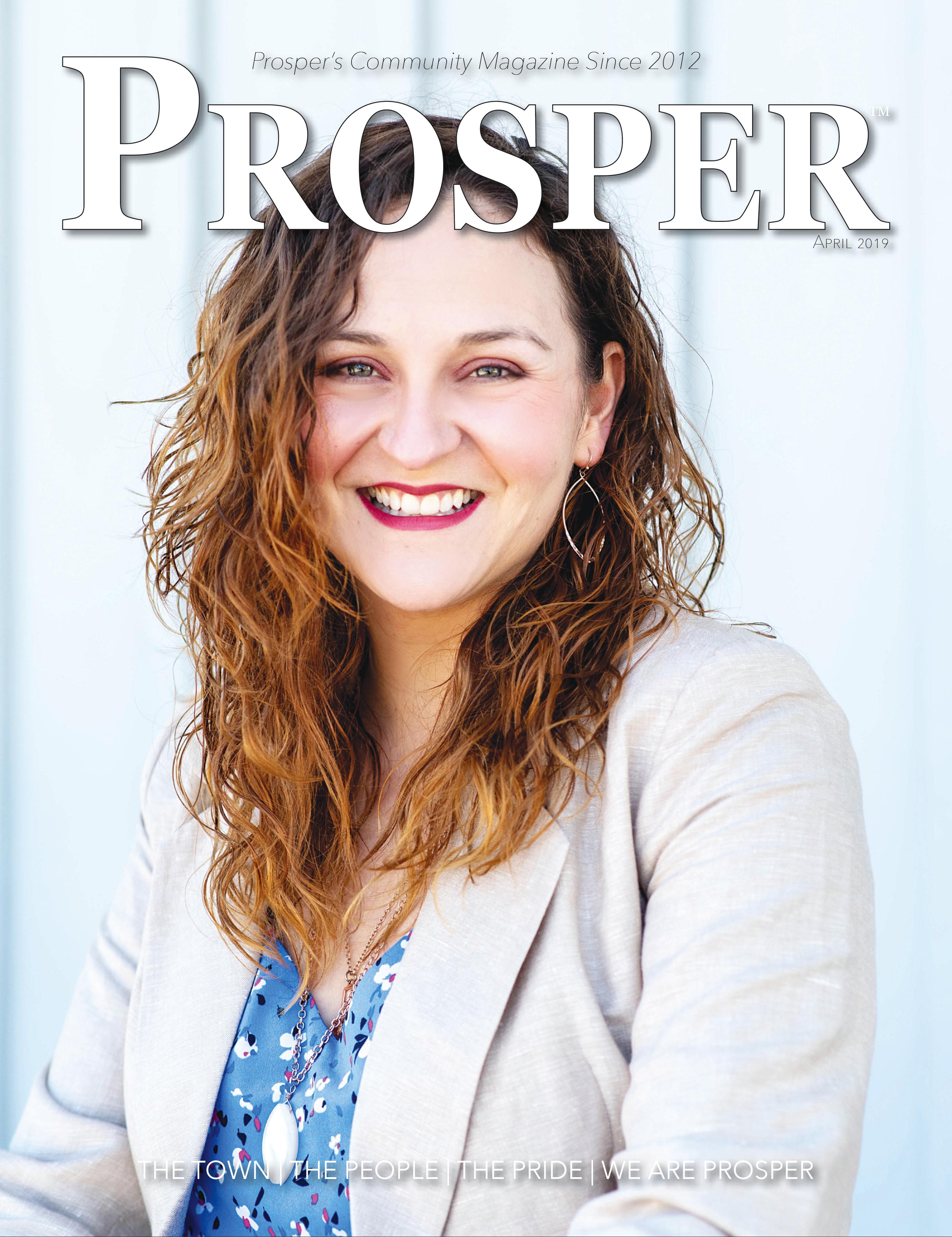 7309cfb5ca17 PROSPER Magazine — THE TOWN