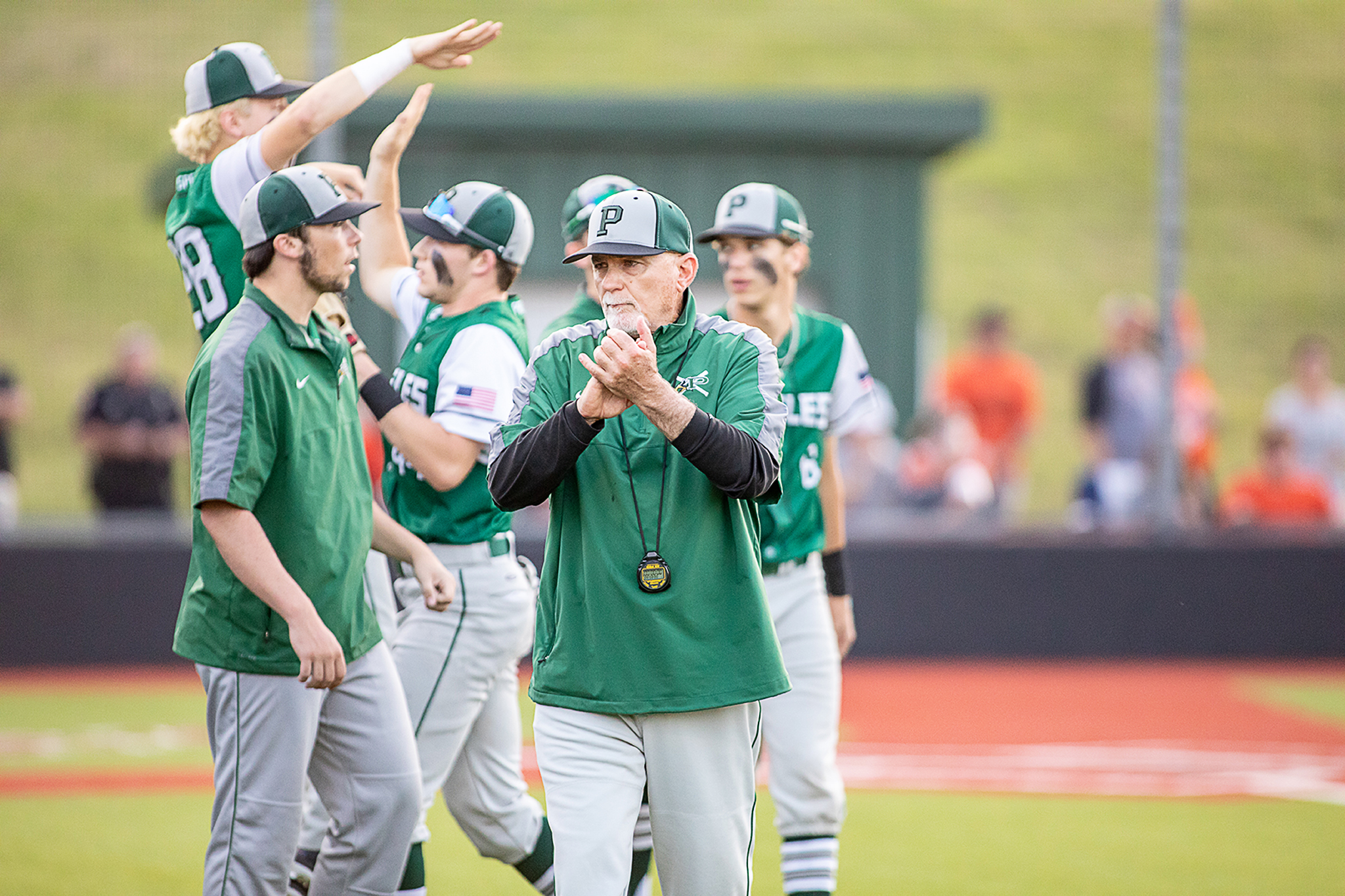 Prosper Baseball Coach Rick Carpenter Retires
