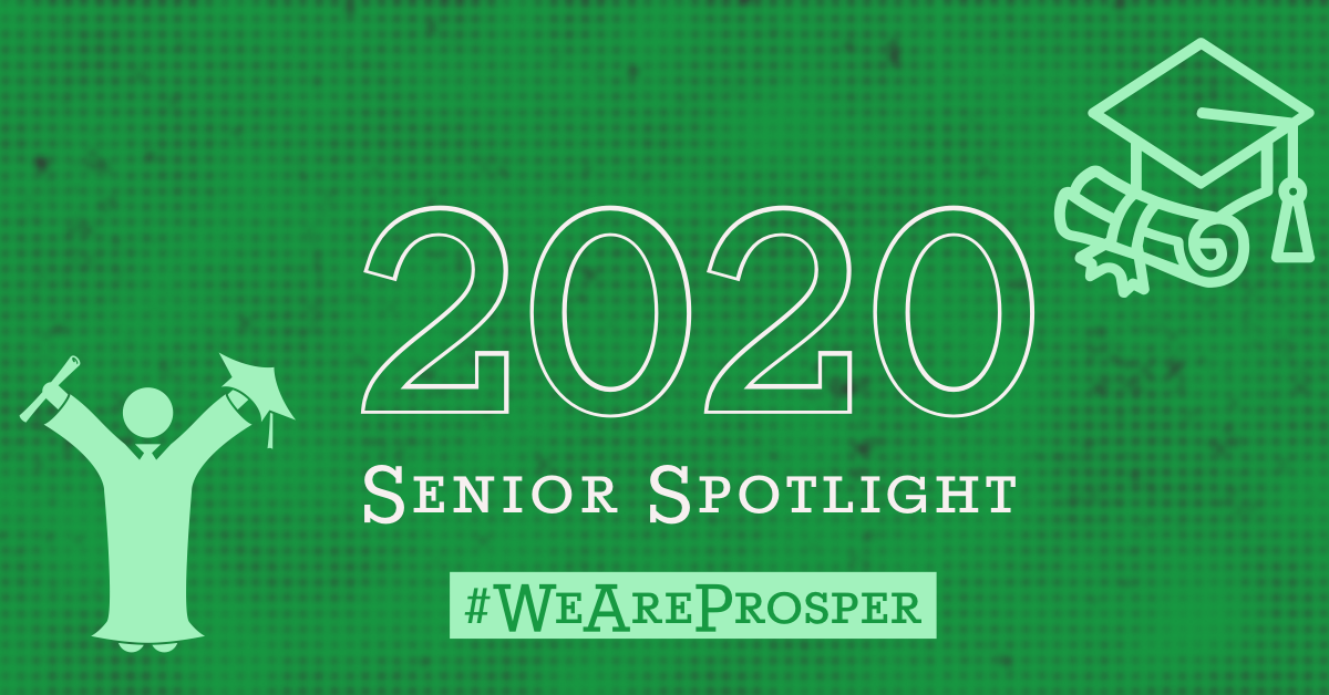 Prosper Senior 2020 Spotlight