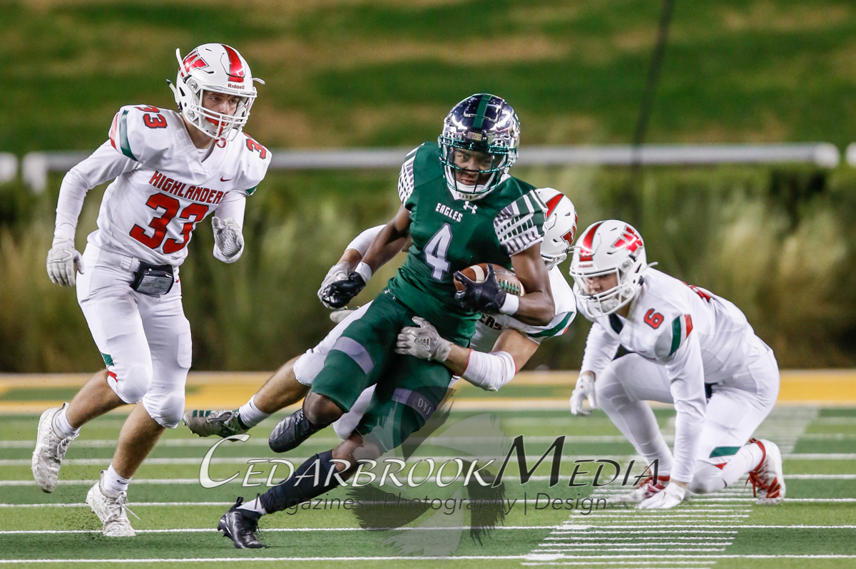 Prosper takes Regional Semifinals, eliminates The Woodlands from playoffs